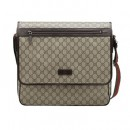 Brun Gucci Sacs De Messagerie Grande Boutique France