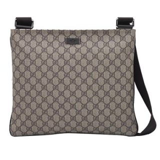 Brun Gucci Sacs De Messagerie Moyennes Shop France