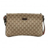 Brun Gucci Sacs De Messagerie Petits France Magasin