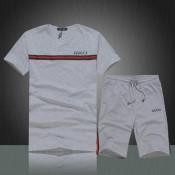 04422cdee7ce Ensemble short et t-shirt Gucci homme France Métropolitaine