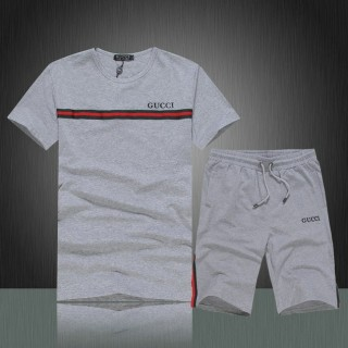 Ensemble short et t-shirt Gucci homme France Métropolitaine