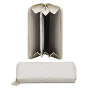 f02a2186cb4 Blanc Gucci Continental Porte-Monnaie Avec Verrouillage Charme G Rabais en  ligne