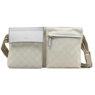 2a1850ff99a Blanc Gucci Voyage   D affaires Sac De Ceinture Shop France