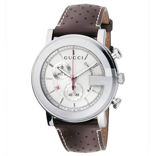 Brun Gucci Montres G Collection Chrono Ventes Privees