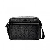 Noir Gucci Sacs De Messagerie Garniture Braderie