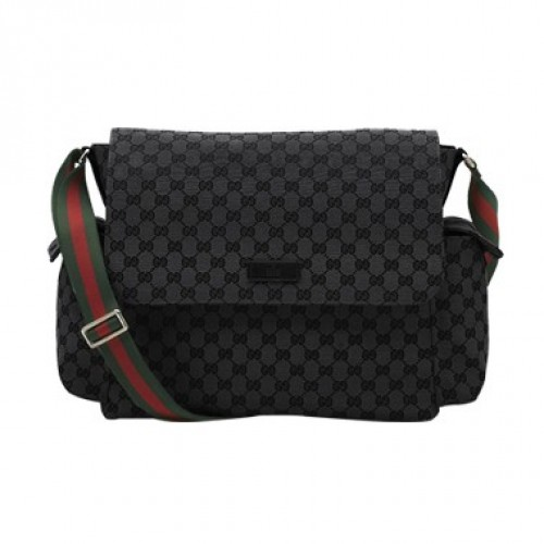 159e91135b8d Noir Gucci Sacs De Messagerie Sac A Langer Messenger Vendre En Gros