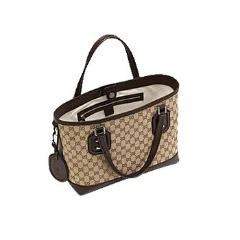 Brun Gucci Fourre-tout Moyennes 241101-FWCGN-8655